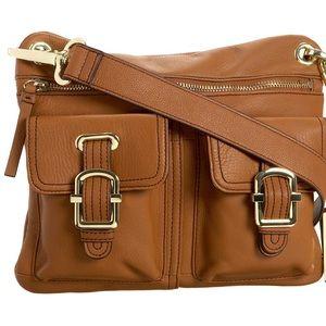 Etienne Aigner Crossbody leather bag EUC
